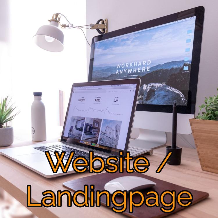 Website erstellen lassen / Landingpage erstellen lassen